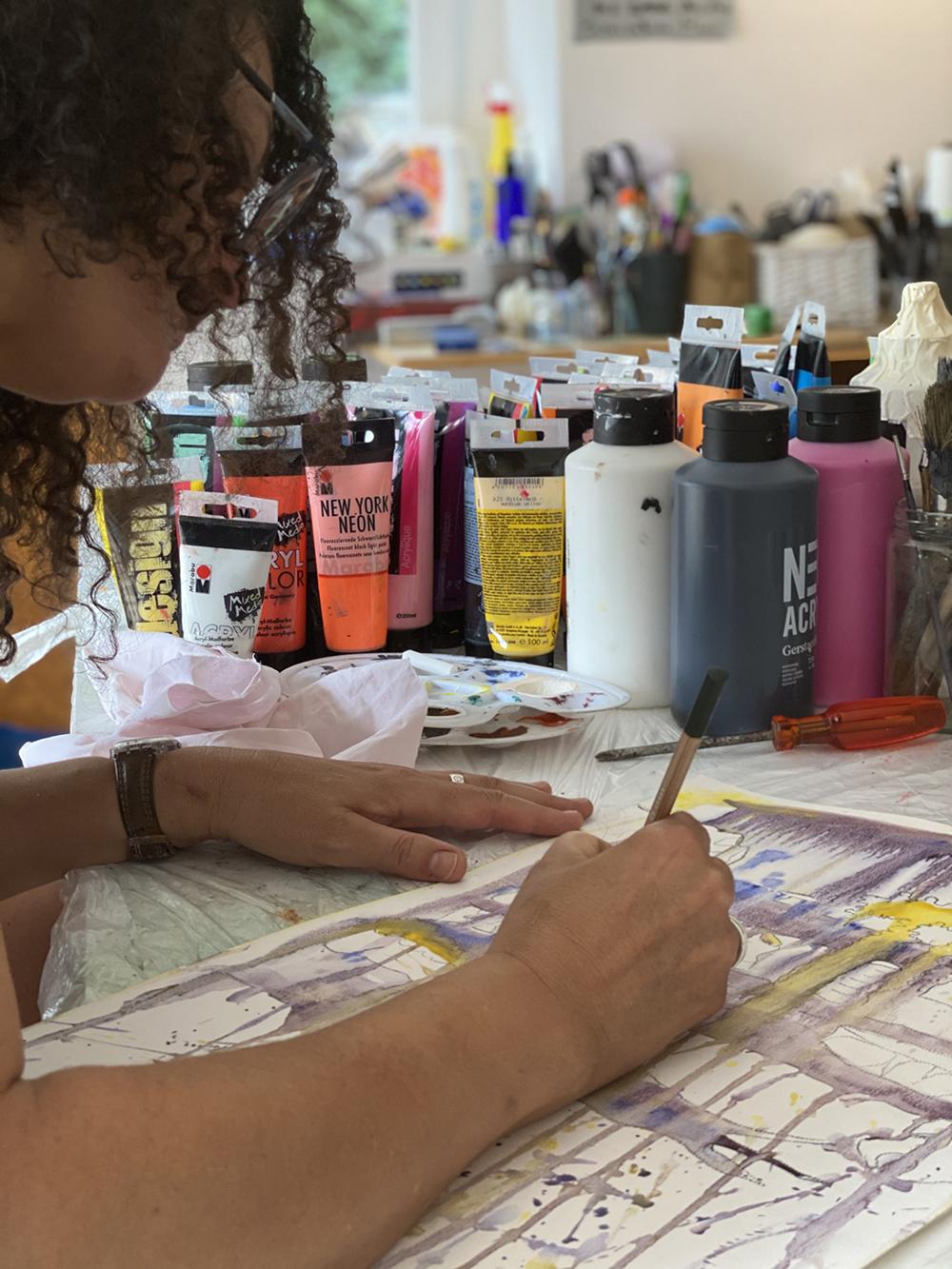 Ateliers LA POCHE lieu d'art